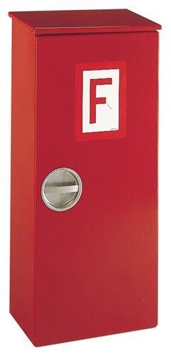 feuerl scher schutz schrank s rot f r 6 kg und 12 kg feuer verschluss. Black Bedroom Furniture Sets. Home Design Ideas