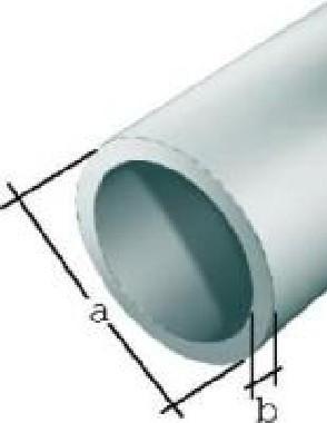 aluminium rundrohr 1 m 20 0x1 0 mm gah 7346. Black Bedroom Furniture Sets. Home Design Ideas